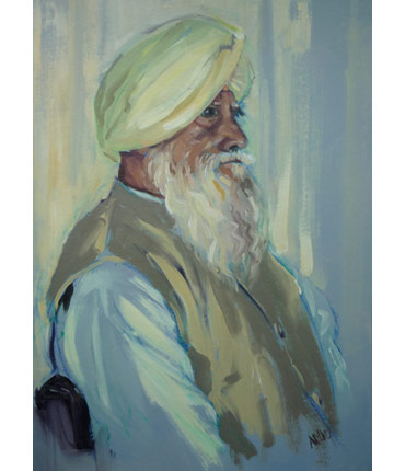 Mohindra by Alan Willey