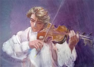 Adagio by Ann Wignall