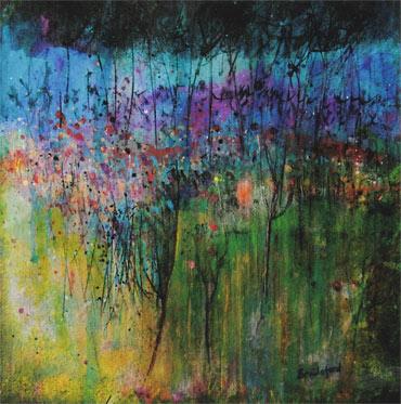 Approaching Storm by Brenda Brailsford