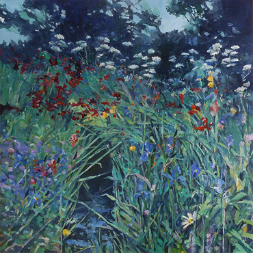 Water-Meadow 2 by Christopher Bent