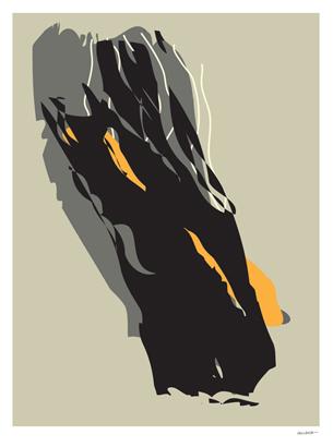 Standing Stone 3 by David Clarke