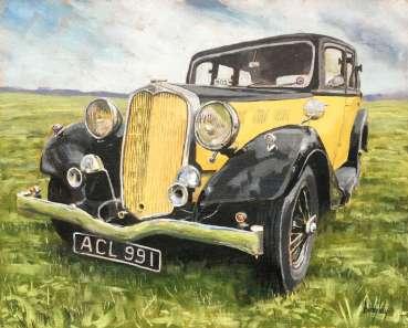 Triumph Gloria by Frank Bingley