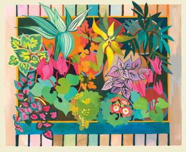 Florist Shop 1 by Helen Newton