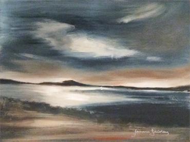 Old Felixstowe by Joanna Fairley