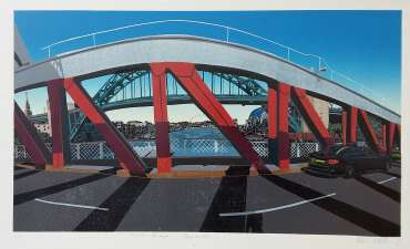 Three Bridges, Newcastle by Kevin Holdaway