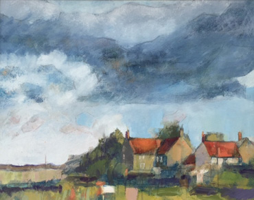 Salthouse, Norfolk by Lesley Brooks