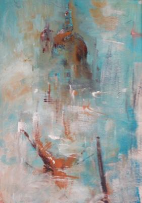 Santa Maria by Linda Sharman