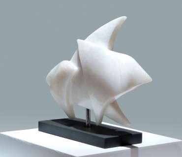Cresting (a) by Marijke Van der Veen