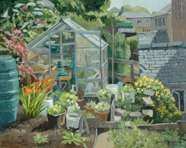 The Greenhouse by Mary Rodgers
