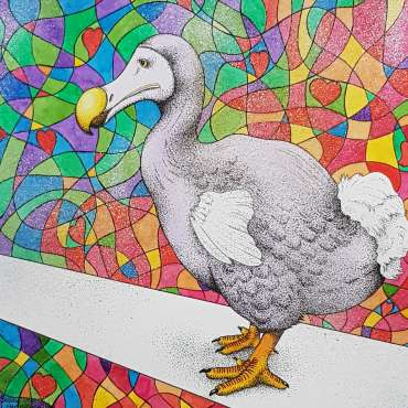 Love Dodo by Sally Struszkowski