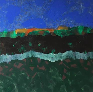 Dream Fields by Steve Wenham