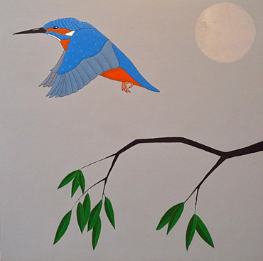 Kingfisher by Stuart Hill