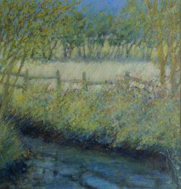 Laneside Stream by Terry Whittaker