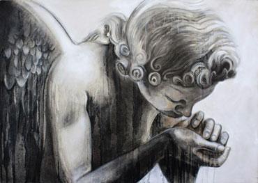 drawing by Jo Sheppard
