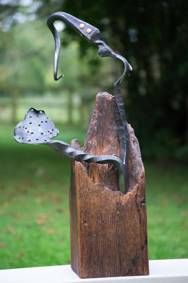 Sculpture by Carl Swanson