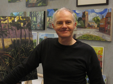Introduction image for PETER CLAYTON - Featured Artist