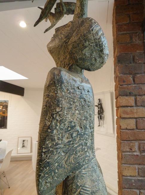 Sculpture by John Sydney Carter