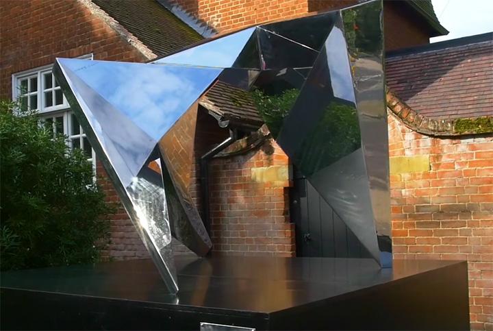 Triangulum by John Sydney Carter