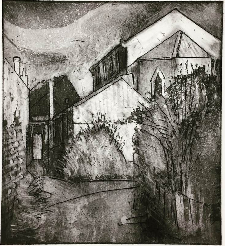 Print by Lesley Brooks