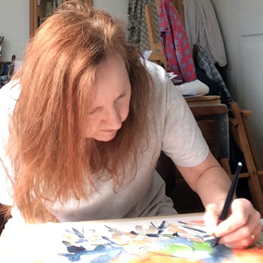 Introduction image for MAXINE DODD - LSA Featured Artist