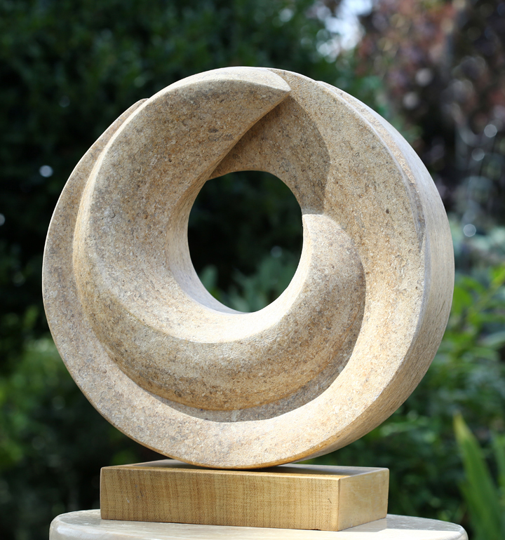 Sculpture by Michael Moralee