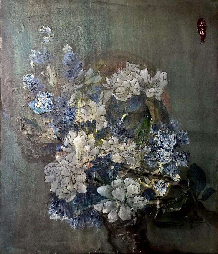 Painting by Siyuan Ren