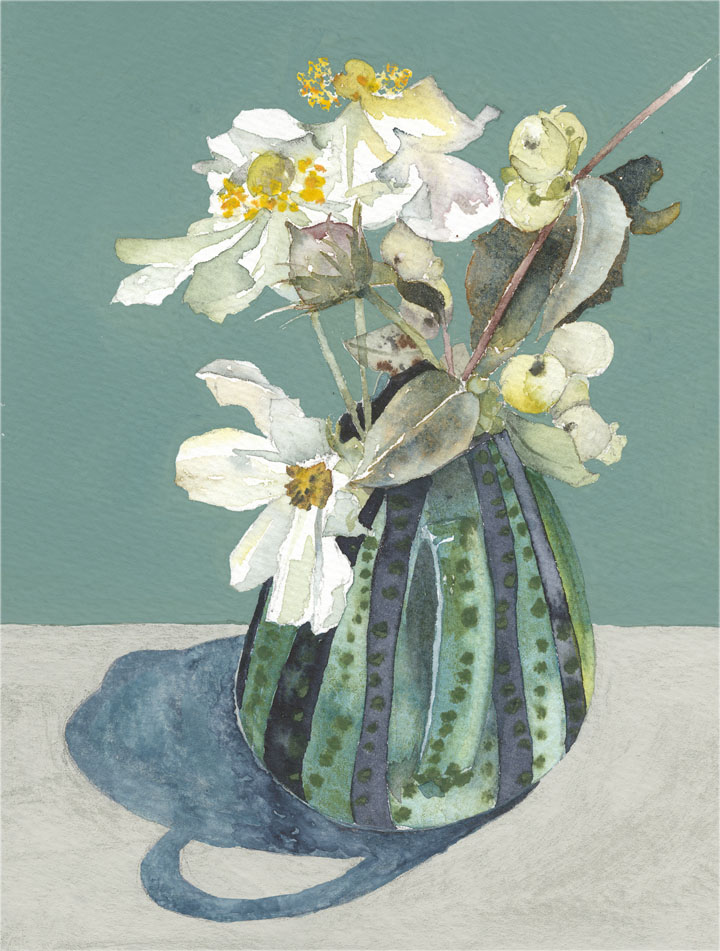 Vivienne Cawson, 'From the Garden'