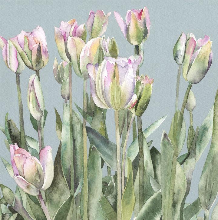 Vivienne Cawson, 'Tulips'