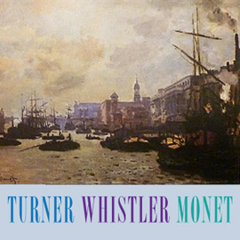 Introduction image for Turner Whistler Monet