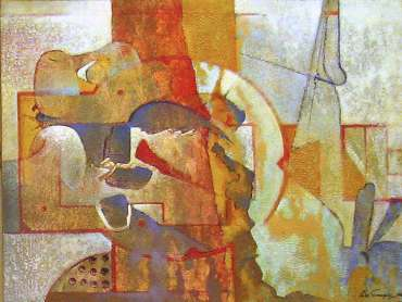 Thumbnail image of Peter Sumpter, Treasures 3 - Project 2005 - 20th Century Post-War British Collection