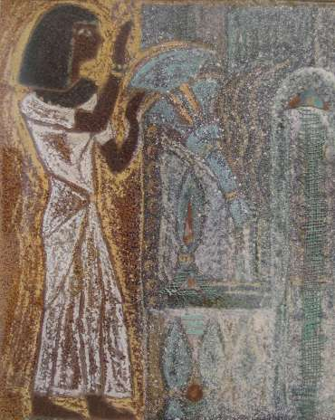Thumbnail image of Artist unknown - Project 2006 - New Art Inspired By The Museum's Ancient Egyptian Collection
