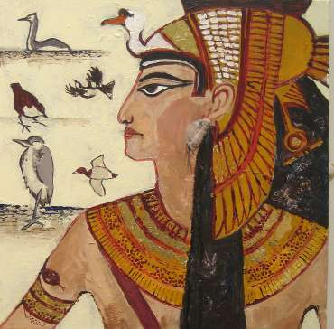 Thumbnail image of Eileen Brookes, 'River Queen' - Project 2006 - New Art Inspired By The Museum's Ancient Egyptian Collection
