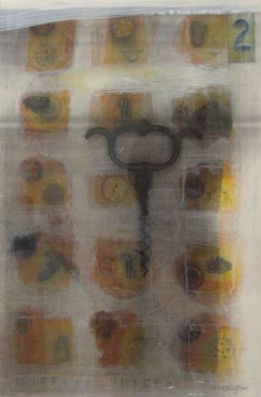 Thumbnail image of Peter Clayton, 'Muffled Voices' - Project 2006 - New Art Inspired By The Museum's Ancient Egyptian Collection