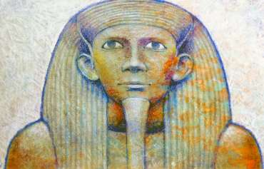 Thumbnail image of Peter Sumpter, 'Heads' - Project 2006 - New Art Inspired By The Museum's Ancient Egyptian Collection