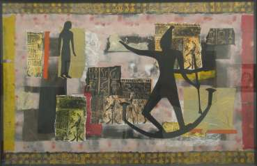 Thumbnail image of Ruth Cockayne, 'Egypt, Journey' - Project 2006 - New Art Inspired By The Museum's Ancient Egyptian Collection
