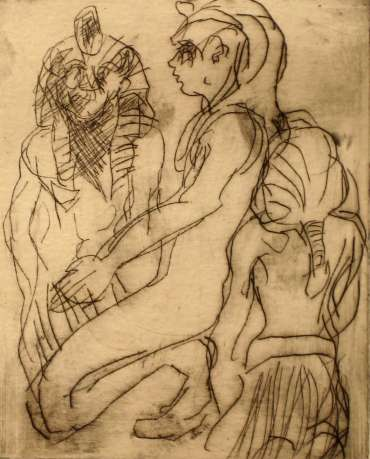 Thumbnail image of Hazel Crabtree - Project 2006 - New Art inspired by the Ancient Egyptian Collection
