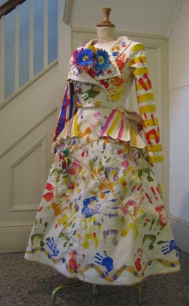 Thumbnail image of Slapstick dress by Sue Sansome - Slapstick