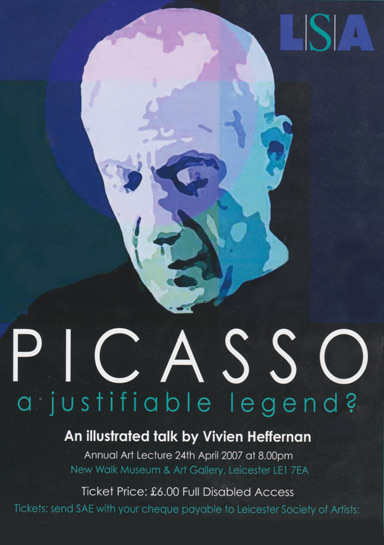 Picasso - A Justifiable Legend? poster