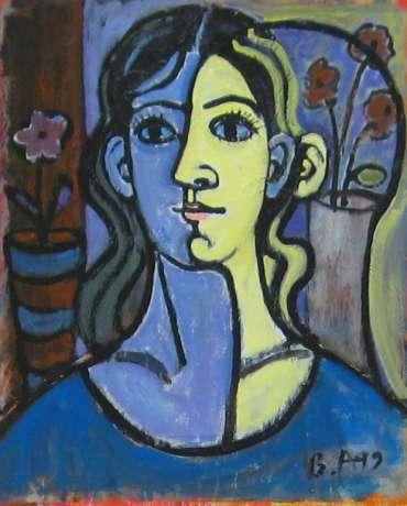 Thumbnail image of Barbara Agg - Picasso Explored