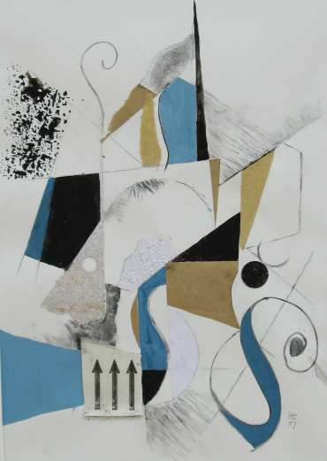 Thumbnail image of Hazel Crabtree - Picasso Explored
