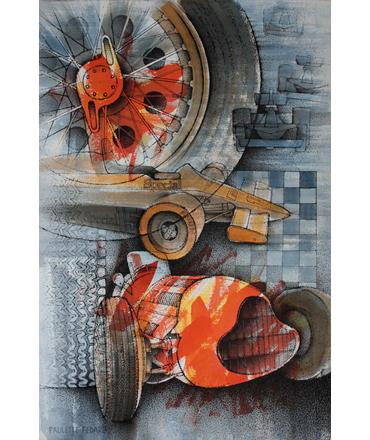 Thumbnail image of Paulette Fedarb - Art Of Sport