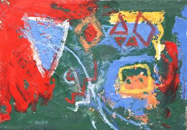 Thumbnail image of Catherine Headley, Kite flying in a Red Skey - Art Of Sport