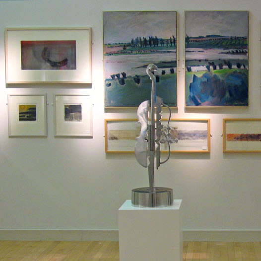 Photograph of Annual Exhibition 2010