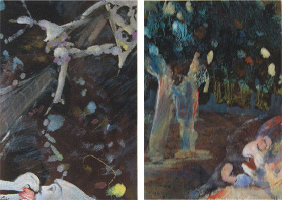 Paintings by Glen Heath