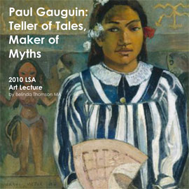 Introduction image for Paul Gauguin, Teller Of Tales, Maker Of Myths