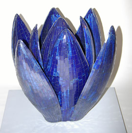 Sculpture by Rebecca Newnham