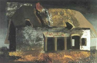 Thumbnail image of John Piper, Dereclict Cottage, - 125 Years In The Making