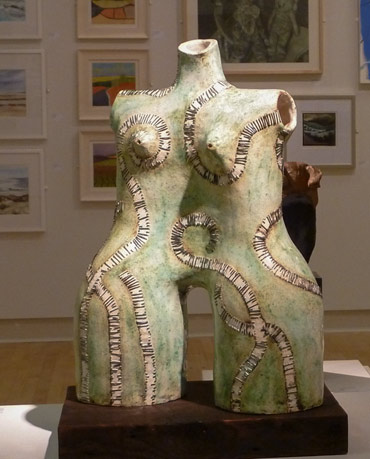 Sculpture by Helen Gyngell