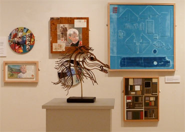 Thumbnail image of Front: Peter Carter - Upcycling Exhibition