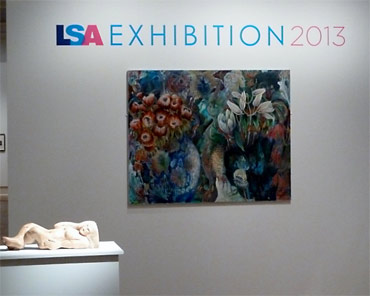 Thumbnail image of View of LSA Annual Exhibition 2013 - Annual Exhibition 2013